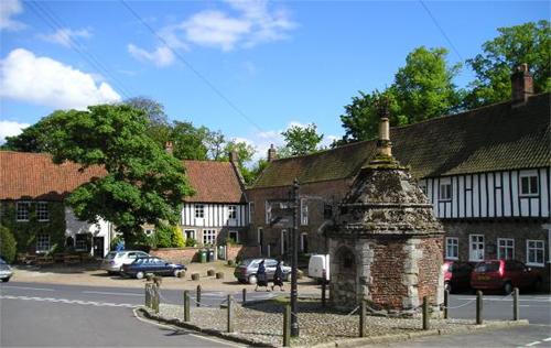 Little Walsingham y el culto a la Virgen María