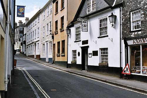 west street, en ashburton