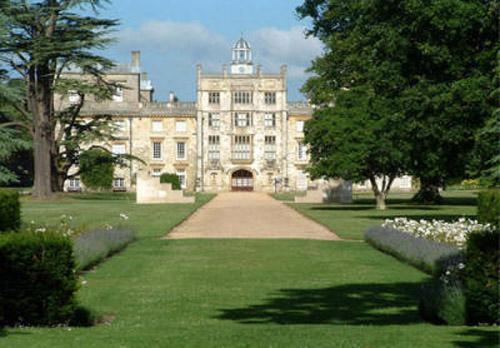 Wilton House, una mansión en Wiltshire