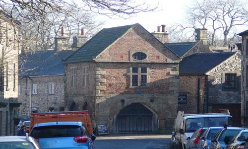 Winster Market House: un mercado del pasado