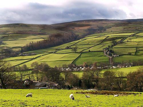 Yorkshire Dales, cuevas, valles y ríos
